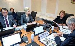 Сенаторы поддержали предложения Пензенской области поразвитию сельской школы