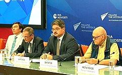 А. Широков: Как и80 лет назад антироссийская позиция многих европейских государств неспособствует нормальному, спокойному диалогу вЕвропе