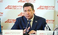 Вобсуждении поправок кКонституции активно участвуют представители гражданского общества— В.Полетаев