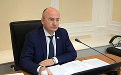 Вопросы государственно-частного партнерства всфере развития информационной инфраструктуры рассмотрели вСовете Федерации