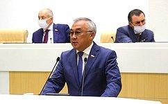 Одобрена ратификации Договора одружественных отношениях ивсеобъемлющем стратегическом партнерстве между Россией иМонголией