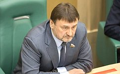Необходимо усилить защиту лиц, осуществляющих федеральный государственный охотничий надзор илесную охрану— В. Лебедев