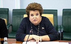 Л. Глебова: Наплощадке ООН вЖеневе были поддержаны инициативы России попродвижению актуальных социальных инноваций