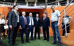 А. Кутепов: Вложения винфраструктуру кпроведению Чемпионата мира пофутболу– мощный стимул для развития Саранска