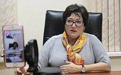 Л.Талабаева: Одна изважных задач парламентариев– оказывать эффективную помощь гражданам