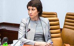 Т.Лебедева: ВВолгоградской области разработаны эффективные меры государственной поддержки предпринимателей