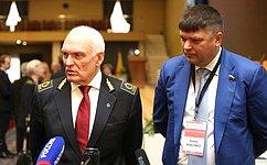 Д.Василенко принял участие воII Международном совете ректоров горно-технических университетов