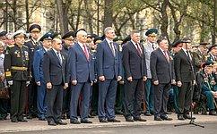 Н. Тихомиров: День Победы навсегда останется символом национальной гордости, примером трудового героизма ивоинской славы нашего народа