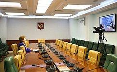 Г. Карелова провела прием граждан вВоронежской области