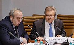 ВСовете Федерации обсудили регулирование научно-исследовательской деятельности винтересах обороны страны