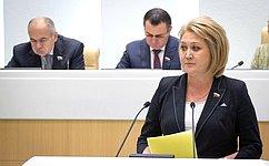 Совет Федерации совершенствует законодательство обобеспечении отдыха иоздоровления детей