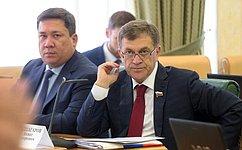 Комитет СФ побюджету ифинансовым рынкам рекомендовал палате ратифицировать соглашения опрограммах приграничного сотрудничества сПольшей иЛатвией