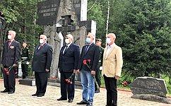 М. Козлов: Костромичи свято хранят память оземляках, погибших вгорячих точках