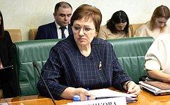Е. Бибикова приняла участие вработе Информационного центра Избирательной комиссии Псковской области