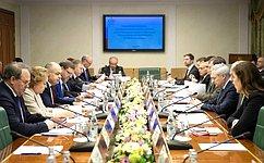 И. Умаханов провел совещание повопросам подготовки кV Международному гуманитарному Ливадийскому форуму