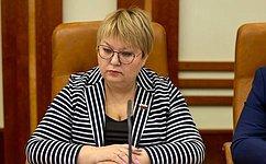 О. Старостина встретилась сактивом родителей приёмных семей Ненецкого автономного округа