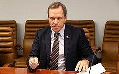 ВСовете Федерации обсудили меры попротиводействию производству ииспользованию контрафактной продукции для авиационной техники