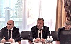 В. Николаев: Несоблюдение требований попереработке ихранению органических отходов птицепрома чревато опасными последствиями для окружающей среды
