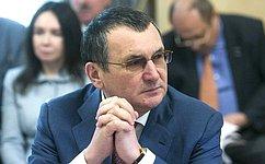 Необходимо создать электронную базу, позволяющую отслеживать ход подготовки подзаконных актов– Н.Федоров