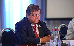 В.Джабаров: Российская делегация намерена отстаивать свои поправки втекст резолюции ПА ОБСЕ