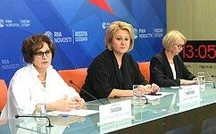 Впреддверии Второго Евразийского женского форума сенаторы ижурналисты обсудили вопрос ороли женщины всовременном обществе