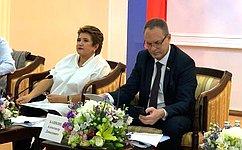 Л. Глебова: Российские изарубежные некоммерческие организации становятся важнейшим фактором развития международного гуманитарного сотрудничества