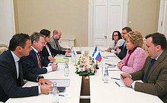 В. Матвиенко: ПА ОБСЕ— важная площадка для межпарламентского диалога