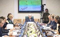 Сенаторы обсудили развитие АПК иобеспечение рационального природопользования Ямало-Ненецкого автономного округа