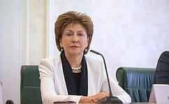 ВСовете Федерации составили «портрет» социально ориентированных НКО– Г.Карелова