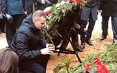 Мы должны сохранять память ожертвах политических репрессий— С.Леонов