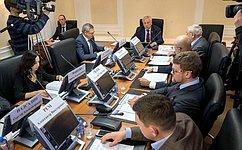 Ю. Липатов: Формирование комфортной городской среды– один изприоритетов развития страны