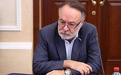 А.Тотоонов провел ряд рабочих встреч воВладикавказе