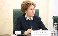 Г.Карелова: Система здравоохранения Воронежской области динамично развивается
