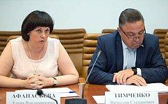 Е. Афанасьева провела заседание рабочей группы СФ повзаимодействию сорганизаторами ХIХ Всемирного фестиваля молодежи истудентов