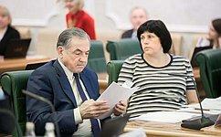 Ю. Бирюков обсудил сруководством Калмыкии вопросы социально-экономического развития региона
