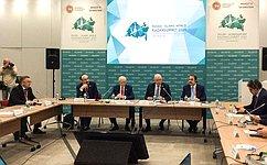 Г. Карасин: Потенциал межрегионального сотрудничества России состранами ОИС далеко неисчерпан