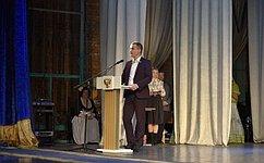 Сергей Леонов наградил детей-героев изСмоленской области