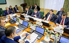 Комитет СФ поэкономической политике рекомендовал одобрить изменения взаконы всвязи сукреплением платежной дисциплины потребителей энергетических ресурсов