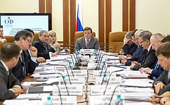 ВСФ обсудили планы пореализации инвестиционных проектов наДальнем Востоке ивБайкальском регионе