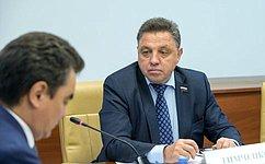 В. Тимченко: Отсостояния автодорог зависит социально-экономическое развитие регионов