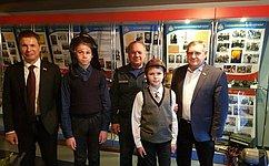 А.Ракитин принял участие вторжественной церемонии награждения детей, совершивших героические поступки