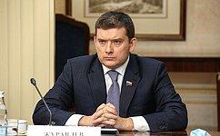 Н. Журавлев: Законодательное обеспечение развития малого исреднего предпринимательства– важная часть работы Совета Федерации