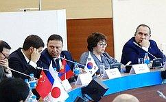 Л. Талабаева: Саммит региональных администраций стран Северо-Восточной Азии поможет раскрыть инвестиционный потенциал Приморья
