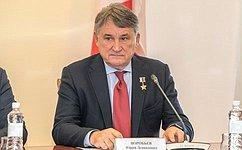 Ю. Воробьев: Вовлечение молодежи вполитическую жизнь страны ирегиона– важная задача