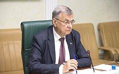 С. Жиряков: Обеспечение безопасного обращения сопасными отходами– приоритетная задача