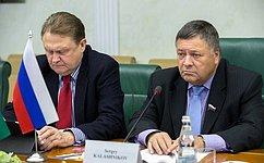 Совет Федерации готов оказать максимальное содействие развитию российско-афганских экономических отношений— С.Калашников