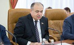 И. Умаханов: Российские иазербайджанские парламентарии обсудили экономическое взаимодействие имежрегиональное сотрудничество
