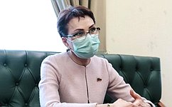 Т. Кусайко: Охрана здоровья северян– первостепенная задача
