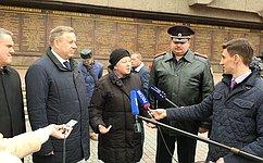 О.Тимофеева: День защитника Отечества в2014году вСевастополе положил начало Крымской весне