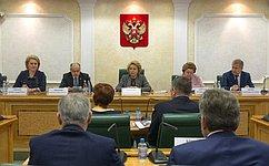 В.Матвиенко: Российские региональные торговые марки– неменьшая ценность, чем газ, нефть иметаллы